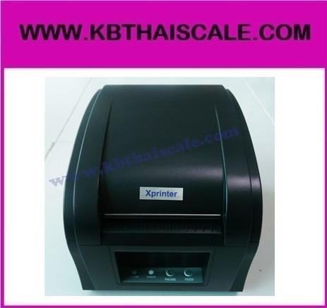 เครื่องพิมพ์บาร์โค้ด ยี่ห้อ XPrinter รุ่น XP-360B ราคาพิเศษ