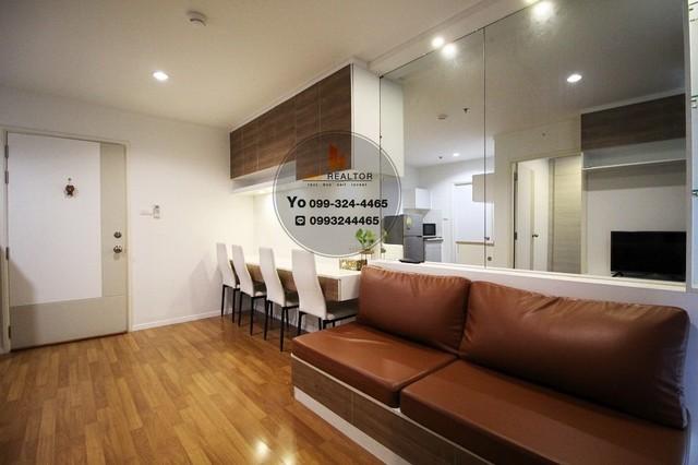Rent/ให้เช่า คอนโด ลุมพินี พาร์ค พระราม9 - รัชดา 30 ตรม. อาคาร B ชั้น 17 ทิศใต้ ลมเย็นสบาย