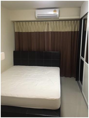 ขายหรือเช่า คอนโด Garden Asoke-Rama 9 33 ตรม. ใกล้ MRTอโศก ย่านธุรกิจ