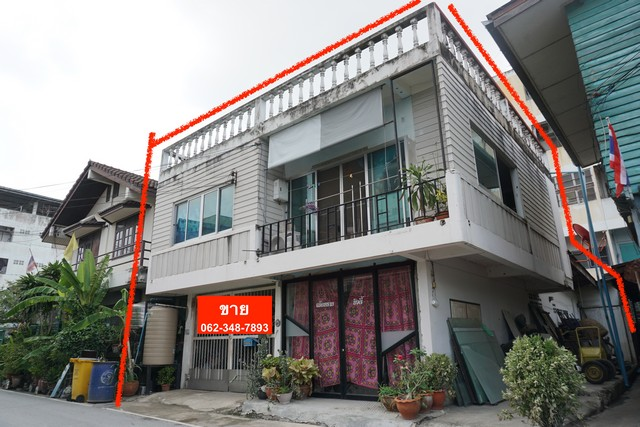 ขาย บ้านเดี่ยว 2 ชั้น สร้างเอง ซอยคลองหลวง 7 เนื้อที่ 39.6 ตรว.