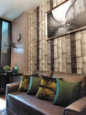 ให้เช่า 1ห้องนอน ขนาด 28 ตารางเมตร ชั้นสูง วิวสวยมาก ที่ Notting Hill แหลมฉบัง-ศรีราชา