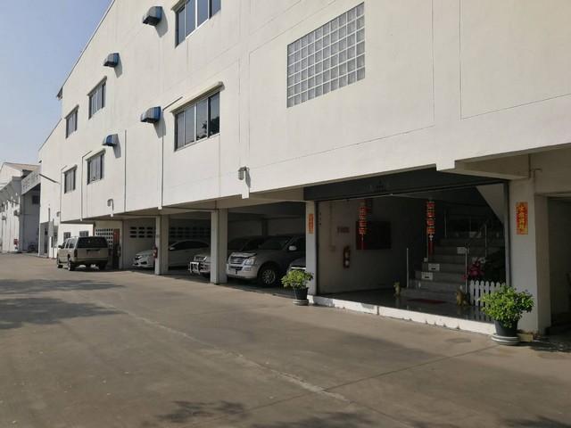 ขายโรงงานพร้อมอาคารสำนักงาน 3 ชั้น พร้อมเข้าประกอบกิจการได้เลย เส้นบ้านแพ้ว-พระประโทน