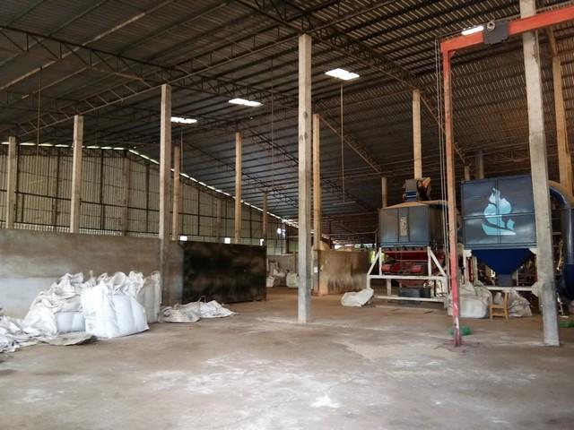 ขายโรงงานพร้อมเครื่องจักรผลิตเชื้อเพลิงอัดเม็ด มีใบอนุญาต รง4 ได้รับการส่งเสริมการลงทุน BOI 10 ไร่