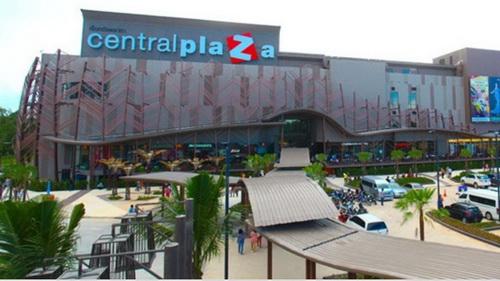 ที่ติดถนนใหญ่ 35 ไ ร่ 48.6 ตรว ใกล้เซ็นทรัลและสนามบิน เมืองสุราษฎร์ธานี