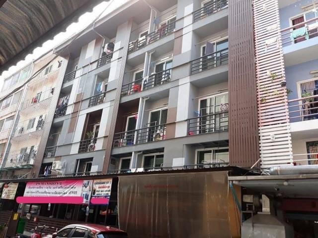 ขายหอพัก อพาร์ทเมนท์ ซอยพหลโยธิน 36 ใกล้ ม.เกษตร คนเช่าเต็มตลอด 48 ห้องนอน
