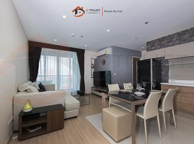ขายคอนโด ริธึ่ม พหลฯ-อารีย์(Rhythm Phahon – Ari) ชั้น43 ห้อง66 ตรม. 2 ห้องนอน วิวเมือง180องศา ตกแต่ง