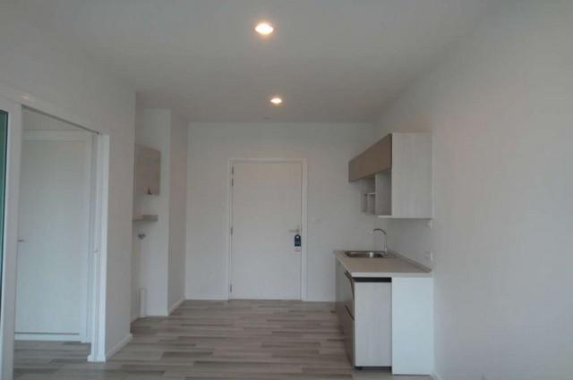 61027 ขายด่วน คอนโด THE KEY SATHORN RATCHAPREUK ชั้น 19  พื้นที่ 30.79 ตารางเมตร วิวสวย