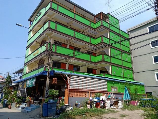 ขายอพาร์ทเมนท์ สภาพใหม่ พร้อมผู้เช่าเต็ม เนื้อที่ 54 ตร.ว. 23 ห้อง หอพักคลองหลวง ปทุมธานี YIELD 6 เปอร์เซ็นต์