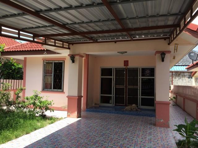 ขาย บ้านเดี่ยว ชั้นเดียว หมู่บ้านฟายน์โฮม ถนนสุขุมวิท บ้านฉาง ระยอง