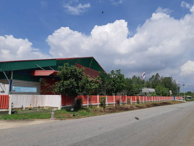 ขายที่ดินพร้อมโรงงาน 13.5 ไร่ พร้อมใบรง4 พื้นที่สีม่วง ราคาถูก แปลงยาว ฉะเชิงเทรา