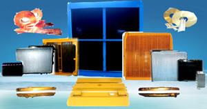 รับออกแบบผลิตจำหน่ายหม้อน้ำเครื่องกำเนิดไฟฟ้าและติดตั้ง