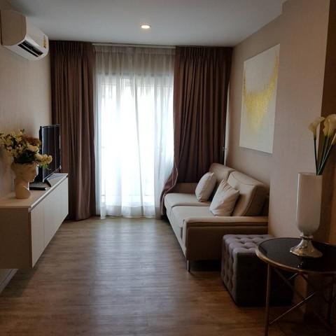 For Rent Notting Hill Phahol-kaset 2 bedroom 2 bathroom 4 floor 52 sqm