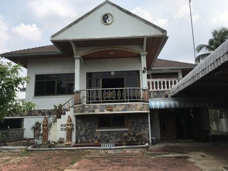 ขายบ้าน 2 ชั้น นื้อที่ 143 ตารางวา อ.เมืองบุรีรัมย์ จ.บุรีรัมย์