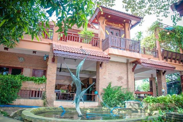 ขาย บ้านไม้สักทองแท้ ริมแม่น้ำ อยุธยา 18 ล้านบาท พร้อมที่ดิน 1 ไร่ 29 ตรว. บ้านสวย บรรยากาศดี