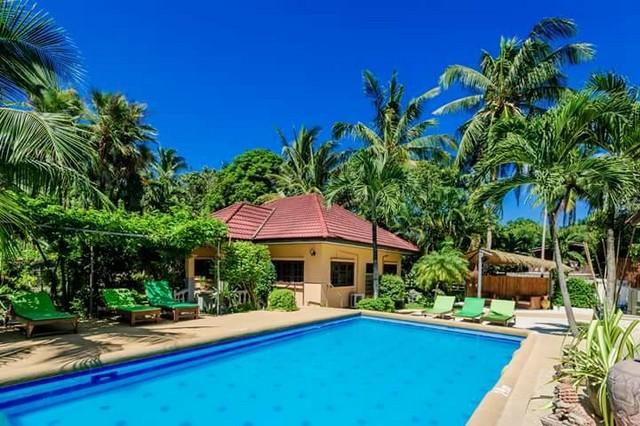 ขายบ้าน12หลังพร้อมที่ดิน1ไร่2งาน73ตารางวา เกาะสมุย ห่างจากทะเลแค่500เมตร