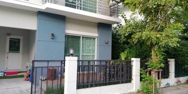 ให้เช่าบ้านเดี่ยว เพอร์เฟค พาร์ค บางบัวทอง PERFECT PARK BANGBUATHONG