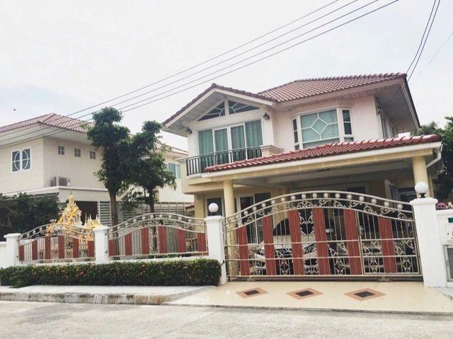 รหัสC1776  ขายบ้านเดี่ยว 2 ชั้น โครงการศุภาลัย5 เขตบางเขน