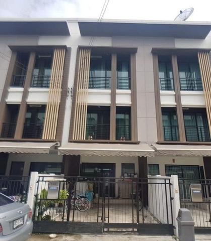 ขายบ้านกลางเมือง กัลปพฤกษ์ ใกล้ BTS วุฒากาศ 3 ชั้น  ซอย 11