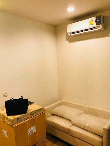 ให้เช่า  เอ็ม จตุจักร  1 ห้องนอน 1 ห้องน้ำ ราคา 18000 บาท BTS หมอชิต