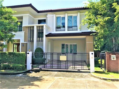 For Sale Many houses The palazzo rama3 - suksawat - Starting 16 MTHB Fully furnished