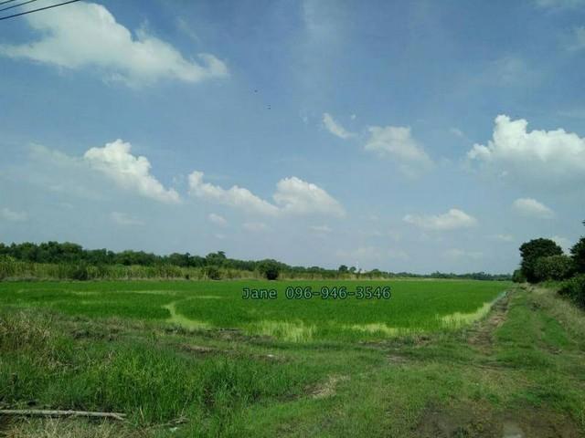 ขายที่ดิน 40-0-70 ไร่ พื้นที่สีม่วง ติดถนนสุวินทวงศ์ บางน้ำเปรี้ยว ฉะเชิงเทรา
