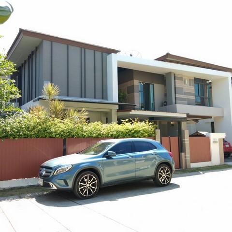 ขาย บ้านเดี่ยว หมู่บ้าน พอร์โต วิลล่า พระราม 2   Porto Villa  Rama 2