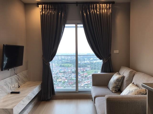 ให้เช่าคอนโด คาซ่า @ MRT สามแยก-บางใหญ่ ขนาดห้อง 26 ตรม 1 ห้องนอน 1 ห้องน้ำ ชั้น 37