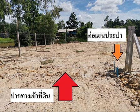 ขายที่ดิน 200 ตรว สามารถผ่อน หรือสดได้ อำเภอดอนเจดีย์ จังหวัดสุพรรณบุรี โทร 0626614666