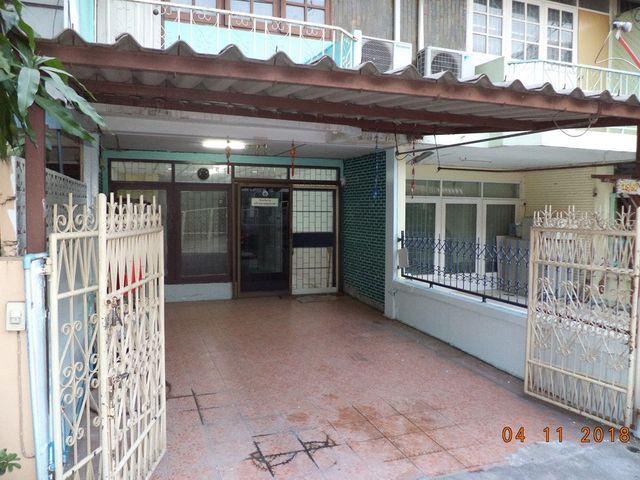 HR00618:Townhouse For Rent ทาวเฮาส์ 2 ชั้น ซอยพหลโยธิน19 12,500THB/Month