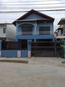 ขายบ้าน ย่านประชาอุทิศ หมู่บ้านสินทวีสวนธน  2  ซอยประชาอุทิศ  76