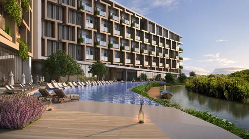 LAYA Resort เปิดขายแล้ว รีสอร์ทใกล้ชายหาดสำหรับพักผ่อนหย่อนใจในระดับไฮเอนด์