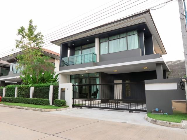 Sale House for invest, Setthasiri Krungthep Kreetha, Srinakarin, with Tenant