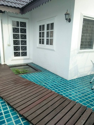 ให้เช่าบ้านเดี่ยวชั้นเดียว กรุงเทพกรีฑา39   ใกล้ Airportlink บ้านทับช้าง