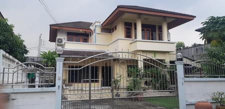 ขายบ้านเดี่ยว 77 ตารางวา หลังริม หมู่บ้านสินบดี 4 ประชาอุทิศ 72 ทุ่งครุ