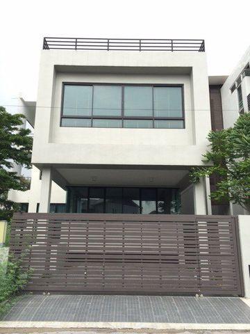 HS 0193 ขายบ้านเดี่ยว 3 ชั้น หมู่บ้านปัญญา พัฒนาการ 30 ใกล้ทางด่วนพัฒนาการ