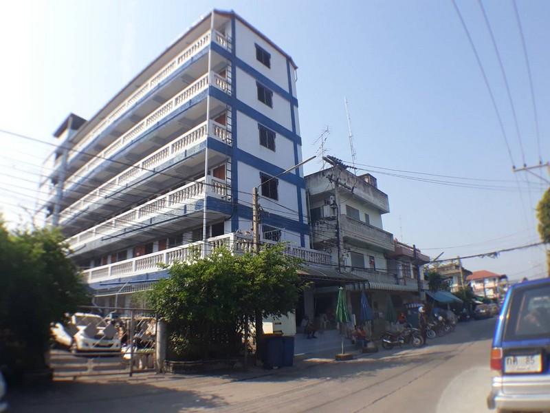 ขายถูกอพาร์ทเม้นท์ เพื่อการลงทุน 9 ชั้น 52ห้อง ซ. คลองหลวง 5 ถ.พหลโยธิน ใกล้ฟิวเจอร์ พาร์ค รังสิต