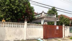 บ้านเดี่ยว 2 ชั้น พรธิสาร 6 แขวงบึงบอนใต้ เขตหนองเสือ ปทุมธานี 55 ตรว.