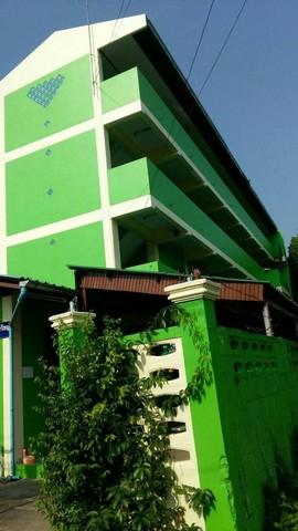 ขายหอพัก จดทะเบียนเป็นหอพักหญิง หอพัก 4 ชั้น 29 ห้อง ใกล้กับมหาวิทยาลัยราชภัฏอุตรดิตถ์