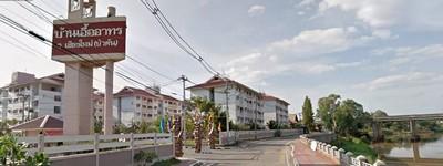 ขายด่วน บ้านเอื้ออาทร เชียงใหม่ (ป่าตัน) เทศบายเมืองเชียงใหม่ ลดจาก 650,000 เหลือ 595,000
