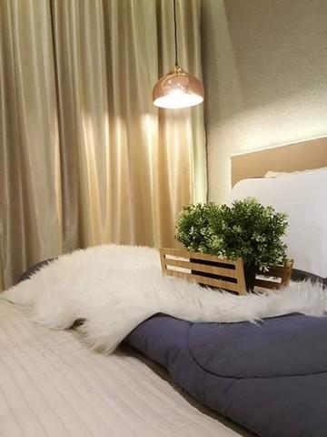 ให้เช่าคอนโด Life Asoke ขนาด 1 ห้องนอน 30 ตารางเมตร ชั้น9 ตึก S ฝั่งสวน