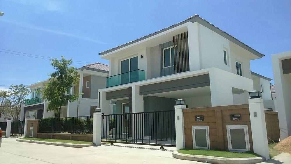 ขาย บ้านเดี่ยว บลิส บาย เดอะ แกรนด์ พระราม 2 The Grand Rama 2 ถูกกว่าโครงการ ฟรีทุกค่าใช่จ่าย