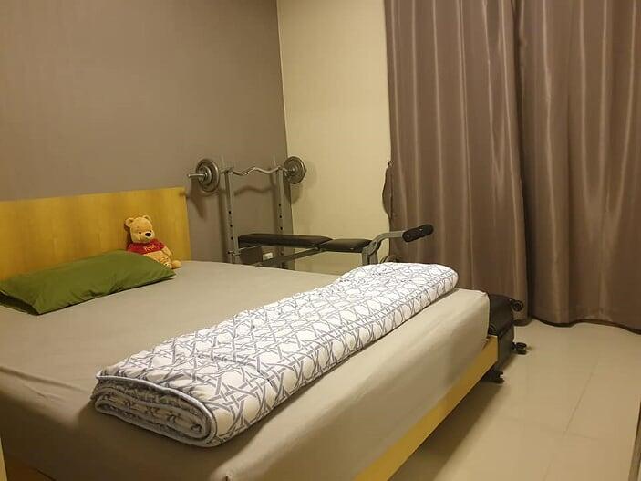 ให้เช่าและขาย Condo U Ratchayothin ขนาด 31 ตารางเมตร