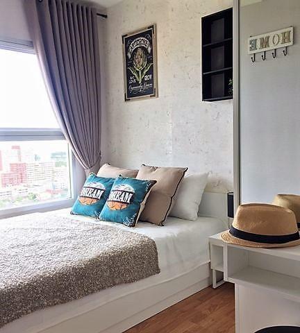 ให้เช่า คอนโด เดอะ ทรัสต์ พัทยาใต้  ห้องสวย  ใหม่ 1 Bed 30 ตรม. ชั้น 22 วิวสวย  แต่งครบ