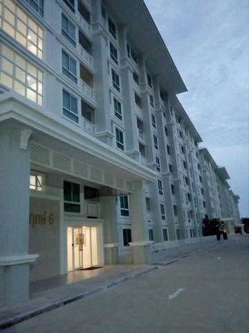 0008 ขายคอนโดโครงการ ดิ เอนเนอร์จี้ หัวหิน อาคาร E ชั้น 5 ขนาด 31.78 ตรม. 1 ห้องนอน ราคาถูก