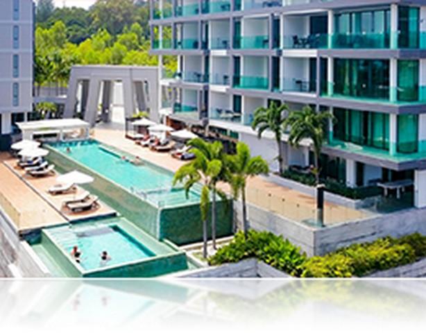 ขายคอนโด twin sands resort&spa ป่าตอง ภูเก็ต ตั้งอยู่ในคาบสมุทรที่งดงาม ของภูเก็ต