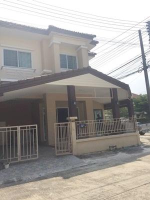 ขายด่วนบ้านเดี่ยว 2 ชั้น (บ้านใหม่) ตำบลรังสิต อำเภอธัญบุรี ปทุมธานี 27 ตรว.