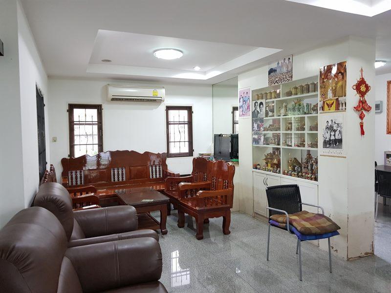 63195 ขาย บ้านเดี่ยว 2 ชั้น ม. ศาลายาวิลเลจ ใกล้ มหาวิทยาลัยมหิดล เนื้อที่ 61 ตร.ว.