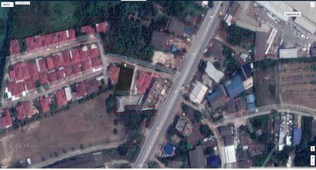 ขายด่วน ที่ดิน โครงการหมู่บ้าน เข้าซอยจากถนน หมู่5 เพียง 50 เมตร
