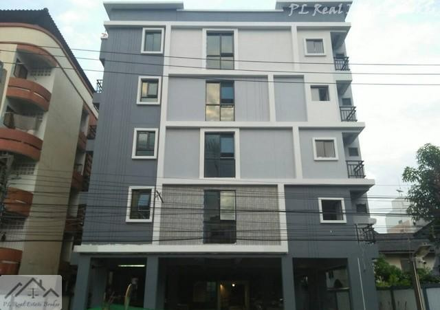 C0560 ขายอพาร์ทเม้นท์ 5 ชั้น สร้างใหม่ ซอยลาดพร้าว 136 ใกล้เดอะมอลล์บางกะปิ