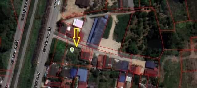 ขายด่วน ที่ดิน เลียบทางรถไฟ พัทยา ชลบุรี 227 ตรว 5.5 ล้าน ปรับที่ล้อมรั้ว พร้อมลงสิ่งปลูกสร้าง